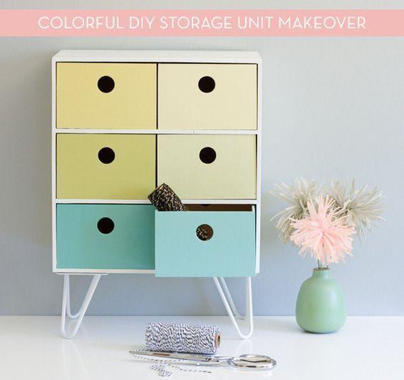 customiser ses meubles ikea inspiration - Petit Meuble De Rangement Ikea