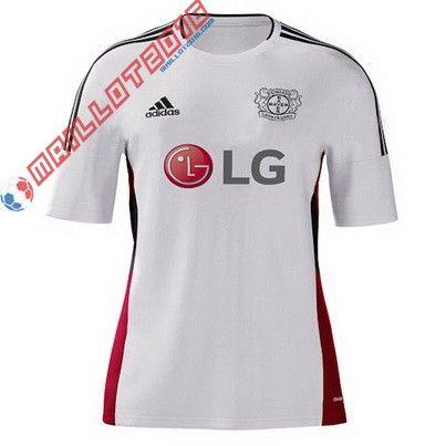 Voici les Nouveau maillot de foot extérieur Leverkusen 2016 est 18.99 euro