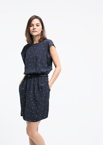 Bedrucktes kleid - Damen | OUTLET