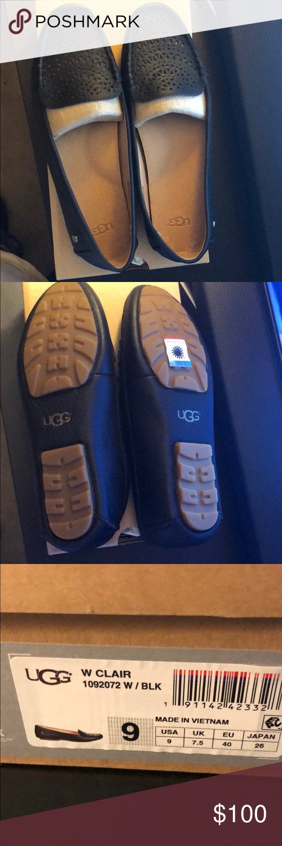 1f36a876b UGG Clair Flat NIB Clair Flat See Photo for Description UGG Shoes Flats &  Loafers