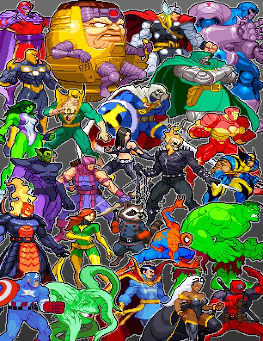 Marvel Vs Capcom 3 Fate Of Two Worlds Marvel Marvel Vs Capcom Capcom Art Marvel Vs