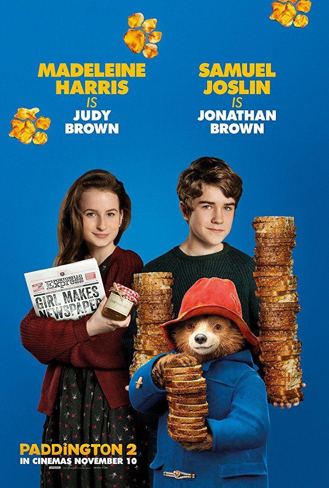 Madeleine Harris And Samuel Joslin In Paddington 2 2017 British Comedy Movies Comedy Movies Paddington