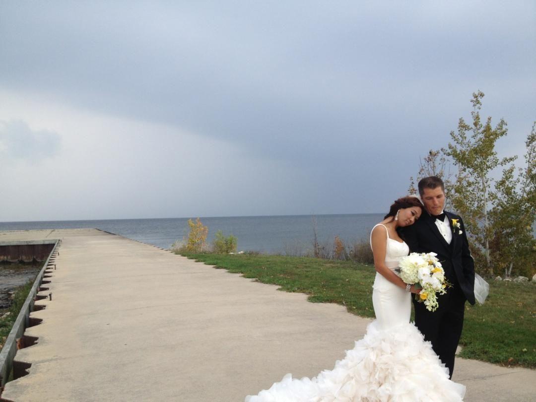 John Ashley Kaste Before The Rain On Our Wedding Day