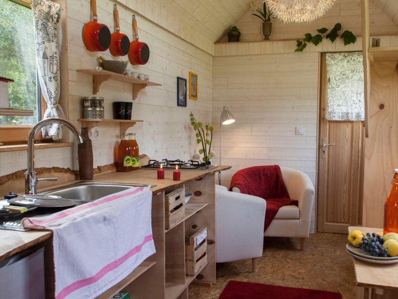 La tiny house 1er constructeur fran ais de tiny houses for Constructeur maison ecologique