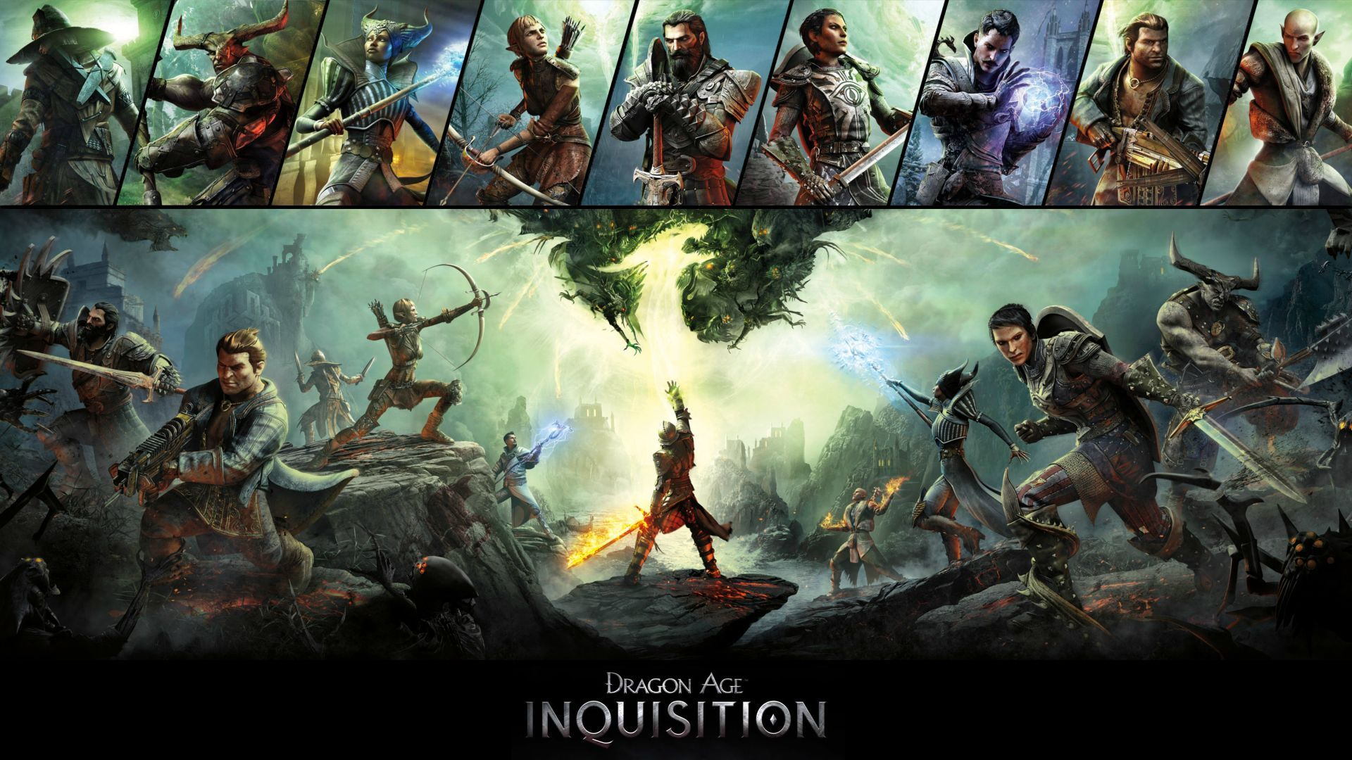 dragon age inquisition wallpapers free just free wallpaper high