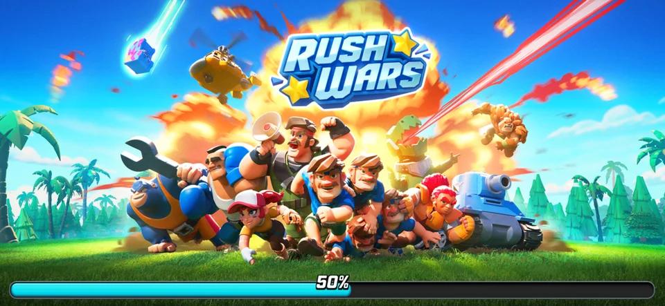 R.I.P. Rush Wars! 1like=1respect RushWars в 2020 г (с