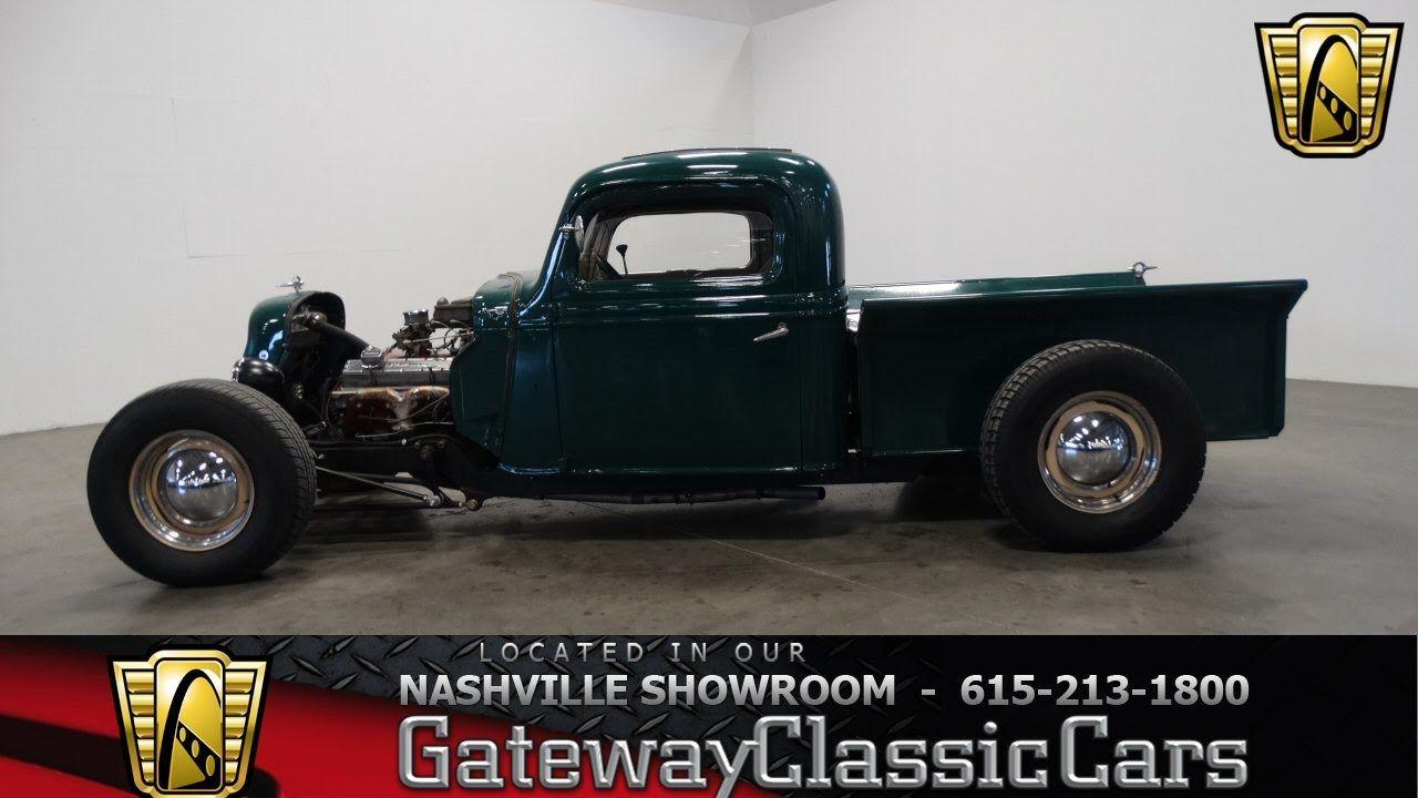 1935 Ford Truck/Rat Rod, Gateway Classic Cars-Nashville#319   dodge ...