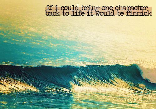 Amen to that.:( i looooooved finnick <3