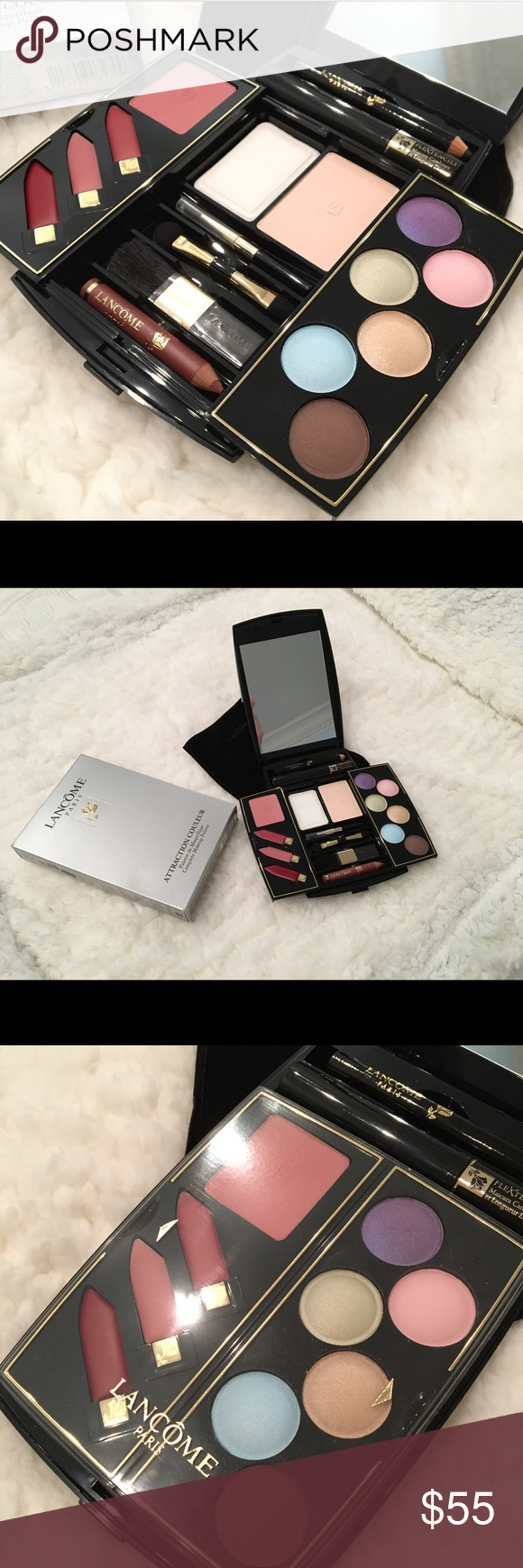 Lancôme Absolue Seduction Complete Make Up Palette [Brand