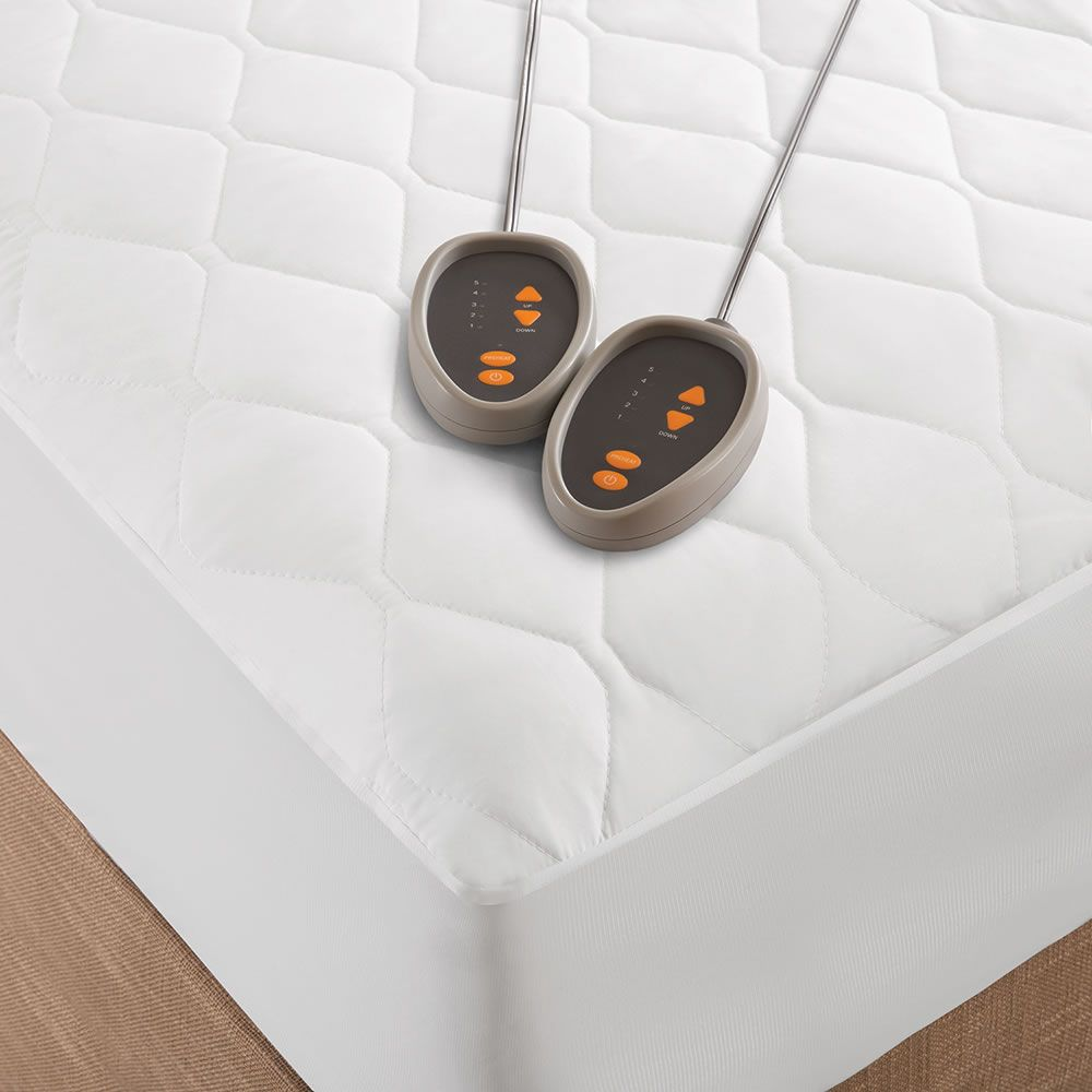 best electric mattress pad The Best Heated Mattress Pad   like an electric blanket without  best electric mattress pad