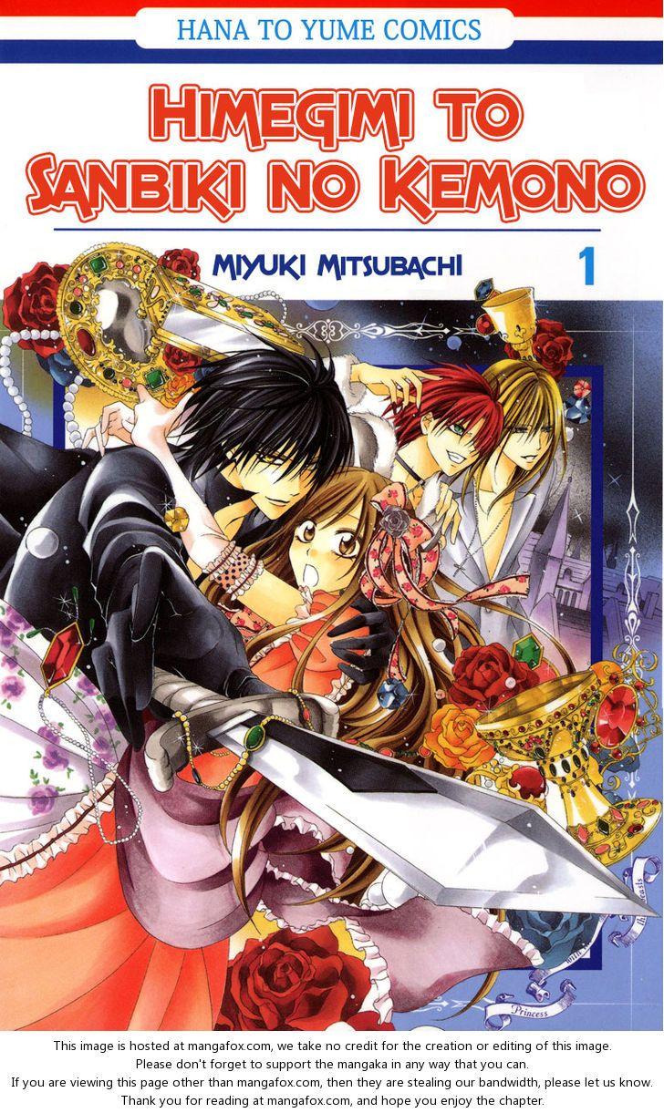 Himegimi to Sanbiki no Kemono 1.1 at MangaFox.me