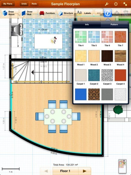 10 Apps for Planning a Room Layout | Best interior design ...