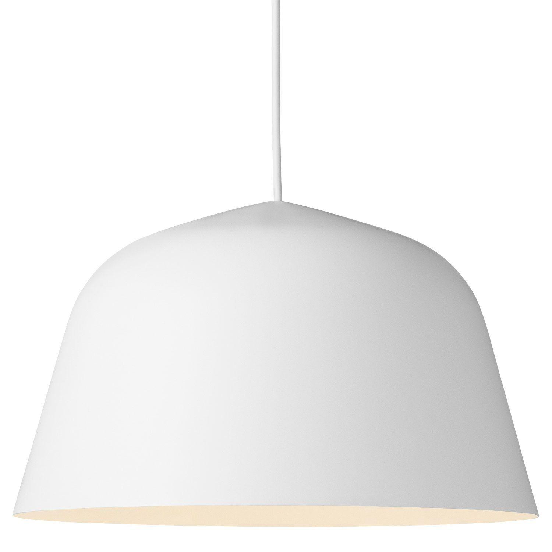 Ambit pendel, vit i gruppen Belysning / Lampor / Taklampor hos RUM21.se (1024882)