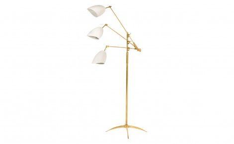 Vincent Triple Arm Lamp