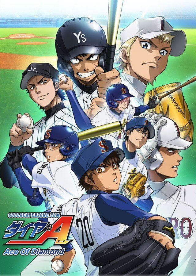 Diamond no Ace Second Season (With images) Ace of