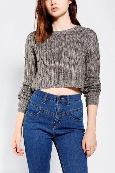 Image result for crop sweater