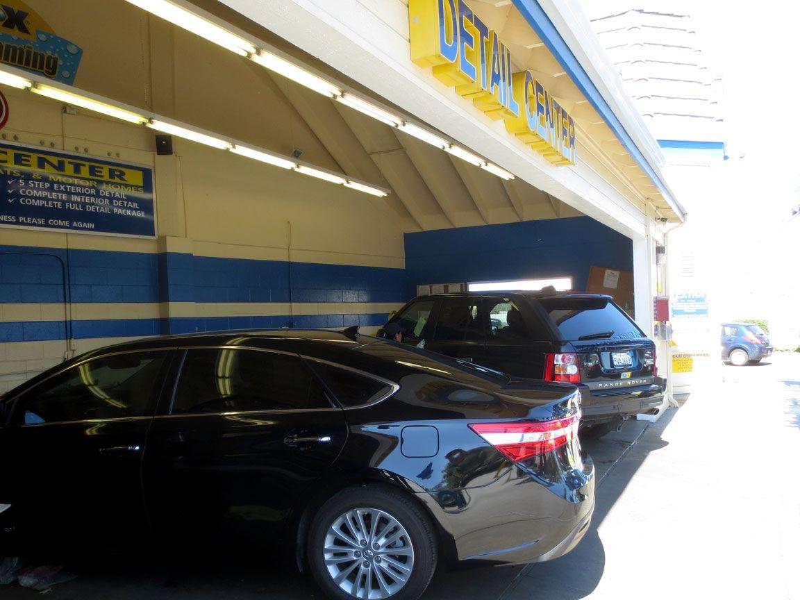 Cars Detail Center Bay Area, CA Pleasanton Hand Car