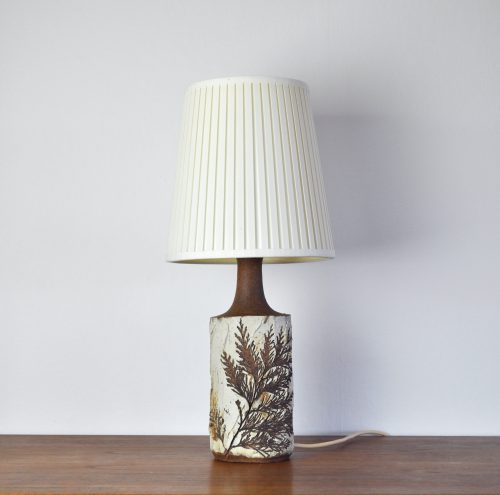 Unique Bodil Marie Nielsen Danish Modern Table Lamp With Leaves Print 1960s Scandinavian In 2020 Modern Table Lamp Danish Modern Table Modern Scandinavian Furniture
