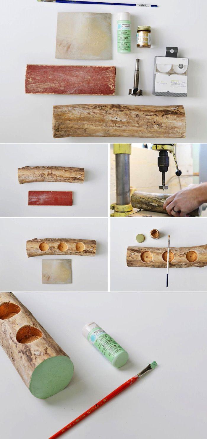1001 ideen wie sie eine kreative deko selber machen diy deko pinterest deko holz. Black Bedroom Furniture Sets. Home Design Ideas