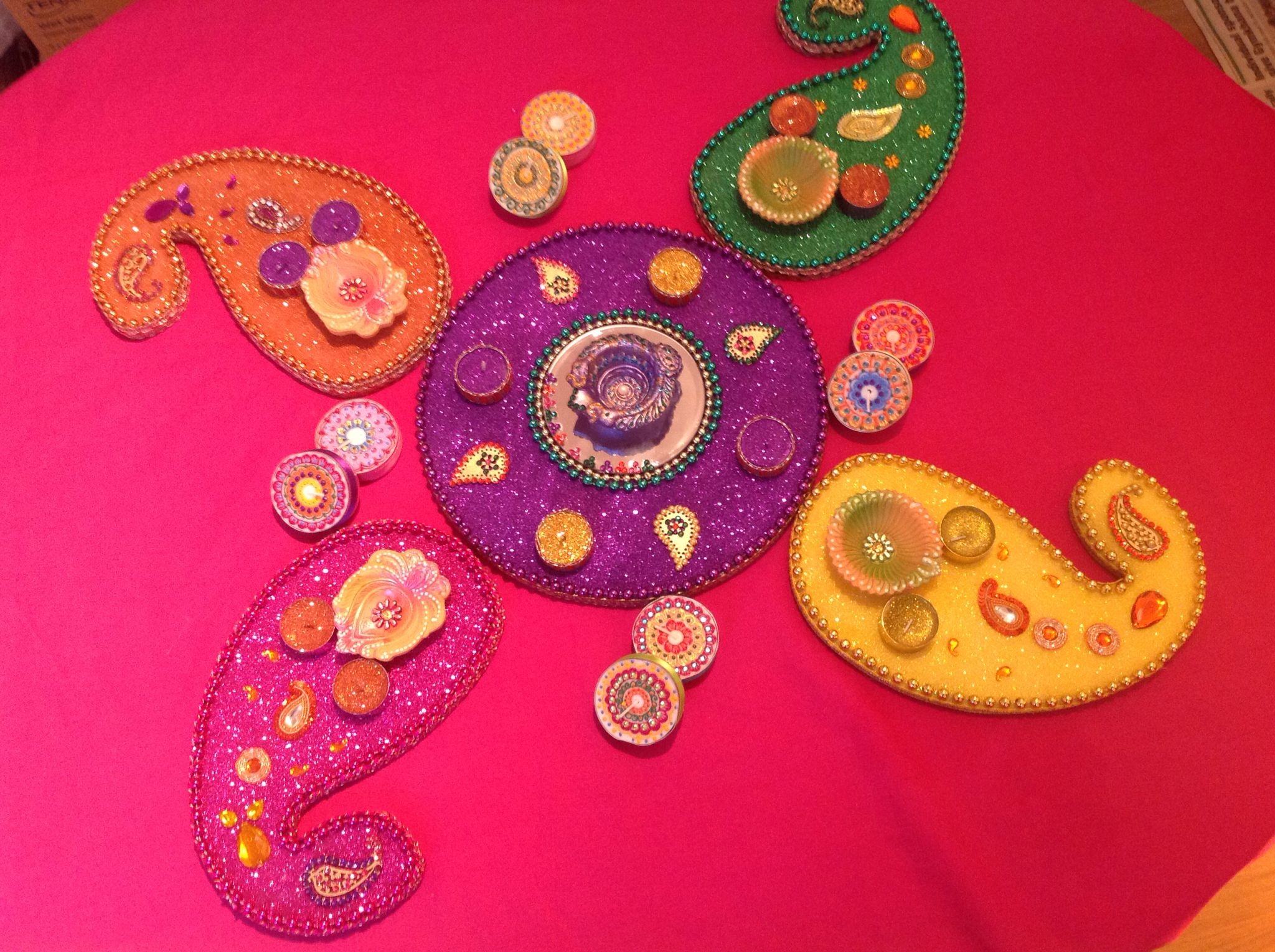 Mehndi Plates Uk : Hand made mehndi plates party ideas pinterest