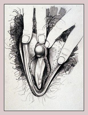 Dodson Betty Vulves  Vulva With Unusually Large Clitoris