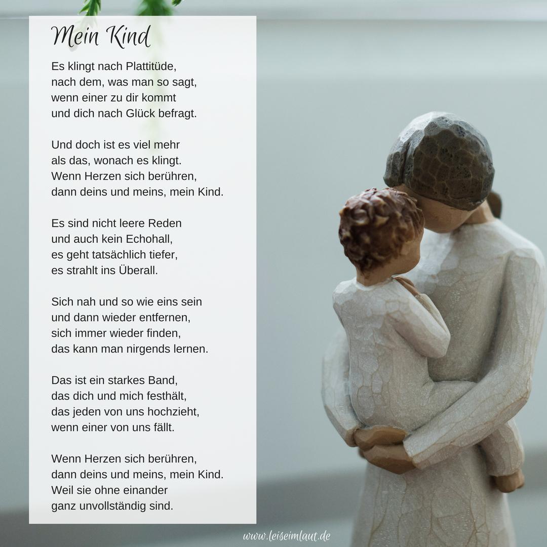 Gedicht: Mein Kind | Gedicht baby, Kinder zitate, Gedichte