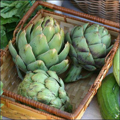 Comer alcachofa para bajar de peso