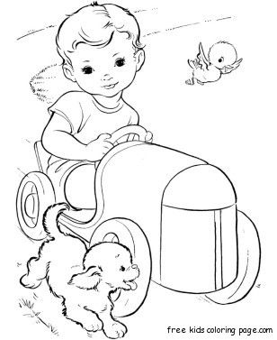 Garfield Takes The Radio Coloring Page Cartoon Coloring Pages