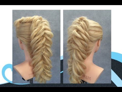 Visgraat in en op vlecht fishtail dutch and french braid visgraat in en op vlecht fishtail dutch and french braid youtube ccuart Choice Image