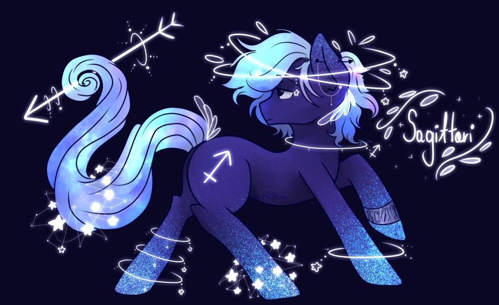 Картинки гороскоп пони