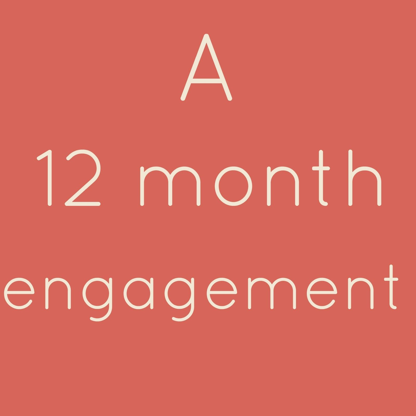 12, 6, 4 Month Engagement Wedding Planning Checklist.. This will be ...