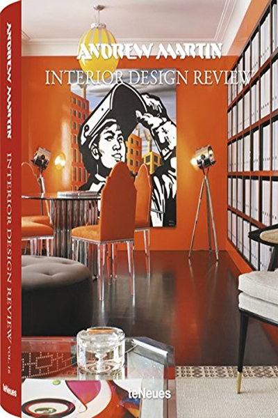 2012 Interior Design Review Volume 16 By Andrew Martin Teneues