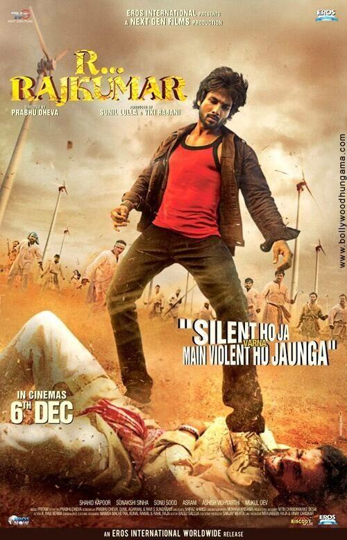 hindi film r rajkumar