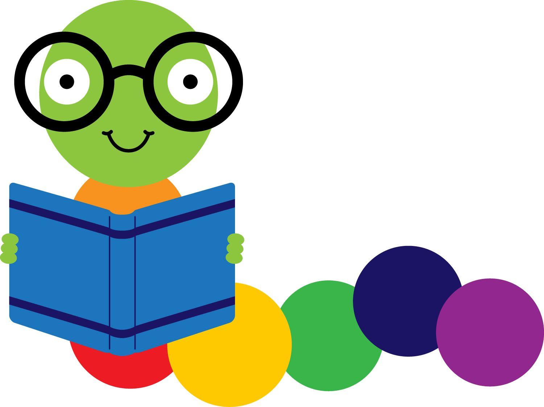 Bookworm Bulletin Board Ideas Google Search Book Clip Art Book Worms Preschool Coloring Pages