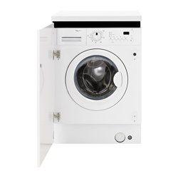 Lave Linge Intégré Renlig Blanc Deco Home Integrated