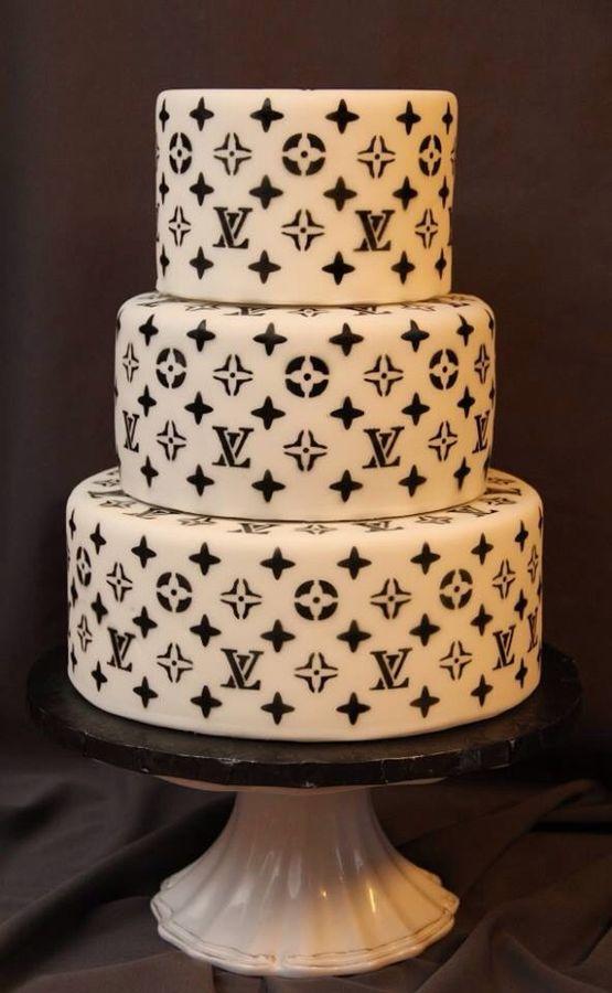 Cake Louis Vuitton Pinterest : Birthday Cakes Love Louis! Pinterest Birthday cakes ...