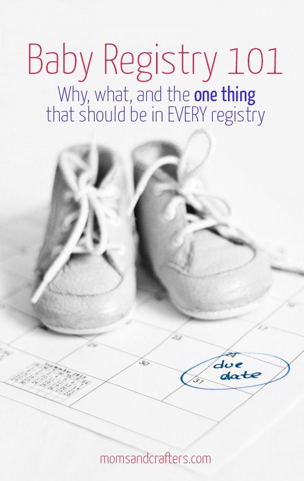 Baby Registry 101 Baby Registry Pregnancy And Babies