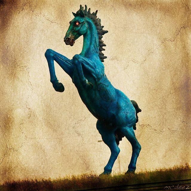 Demon Horse Or Denver DIA Mustang? In 2019