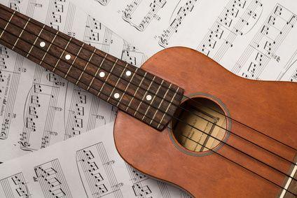 Qualified ukulele lesson book