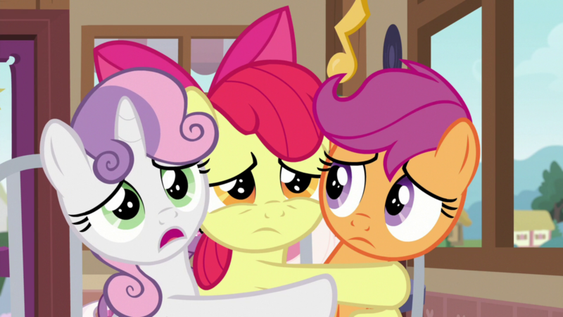 2188594 Apple Bloom Cutie Mark Crusaders Safe Scootaloo Screencap Spoiler S09e12 Sweetie Belle My Little Pony Characters Mlp Cutie Marks Sweetie Belle Mlp[fim abriged auditions for scootaloo. 2188594 apple bloom cutie mark