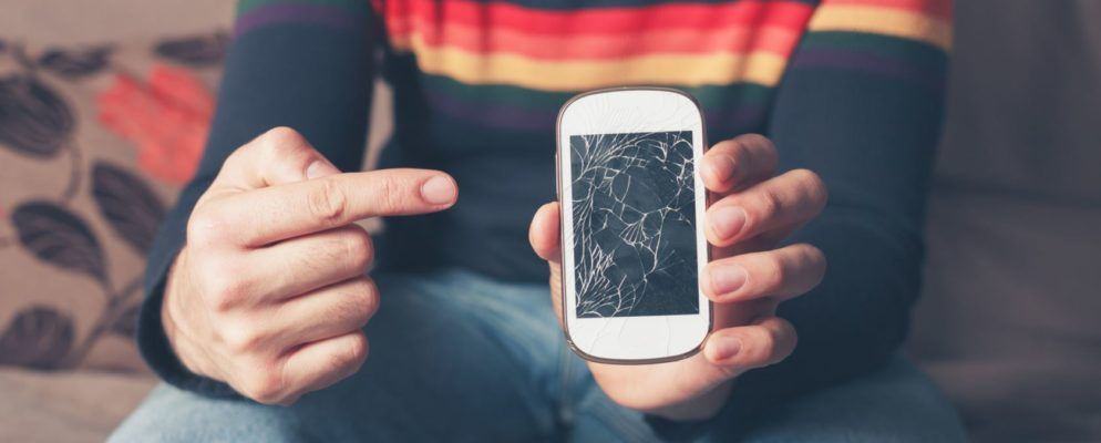 Cracked your screen 7 things to do about your broken