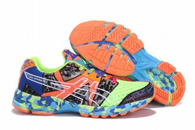 8 Green Asics Tri Shoes Running Black Mens Www Gel Trainers Noosa PRnHWR41