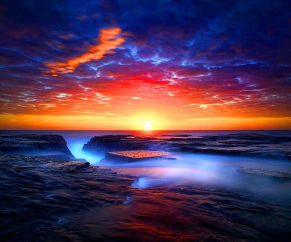 Beautiful Sunsets And Sunrises Wallpaper