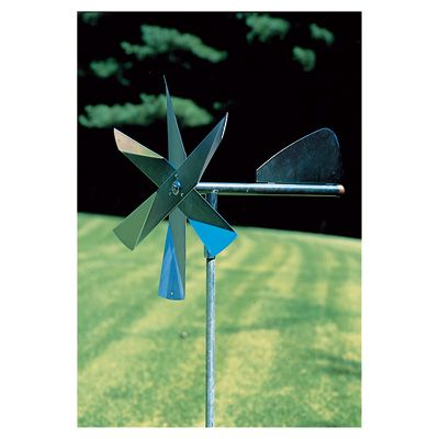 Mole chaser windmill, looks easy enough to make, also can ...
