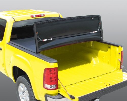 Rugged Liner E3C5514 Soft Vinyl Tonneau Cover for