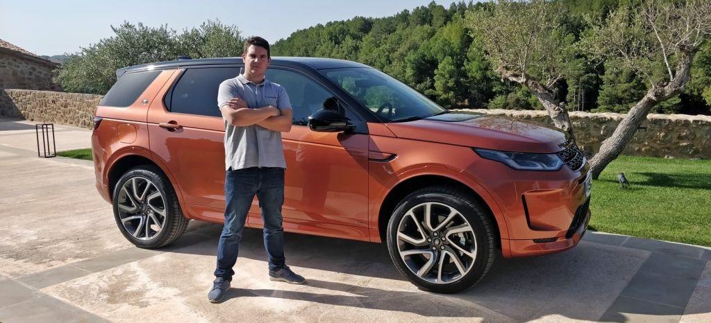 Land Rover Discovery Sport 2020 a prueba en vídeo el SUV