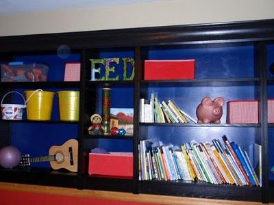 From Billy Bookcase to built-ins - IKEA Hackers