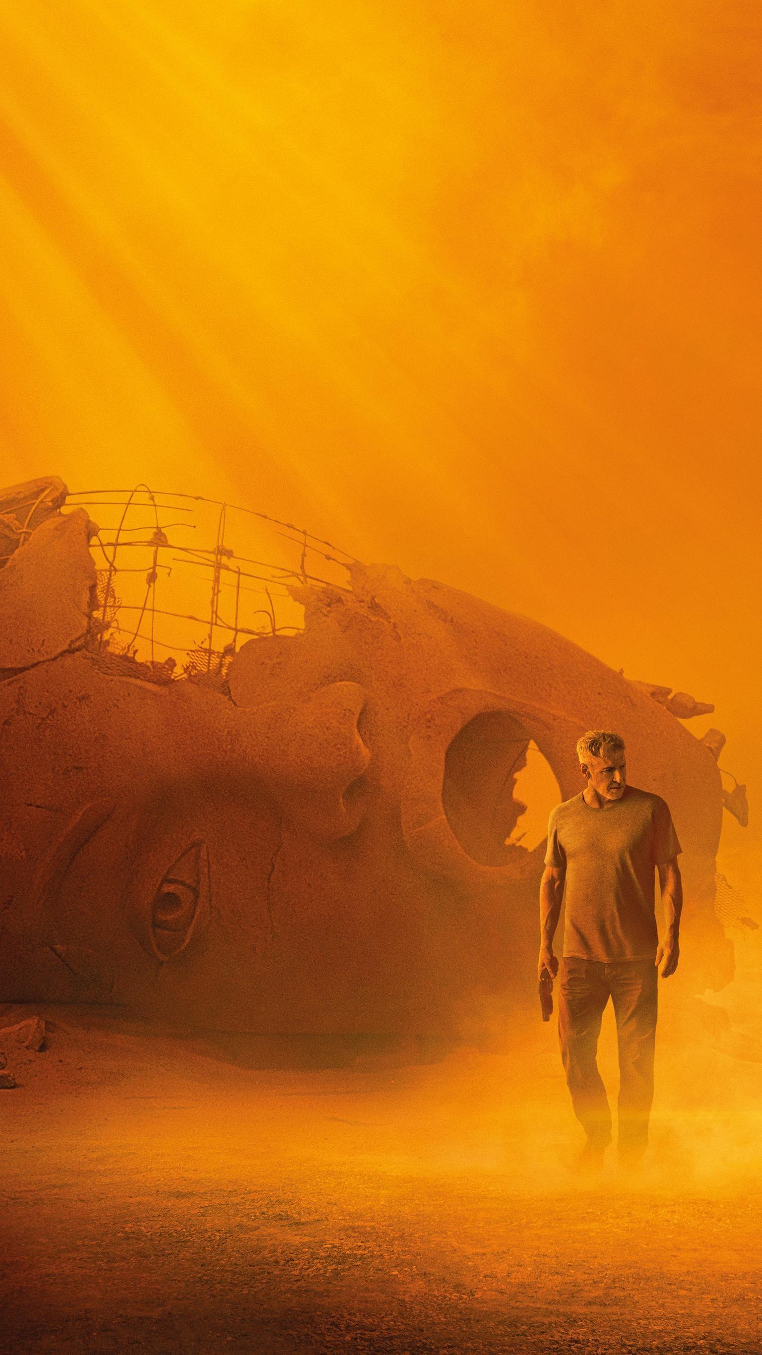 Blade Runner 2049 2017 Phone Wallpaper In 2020 Blade Runner