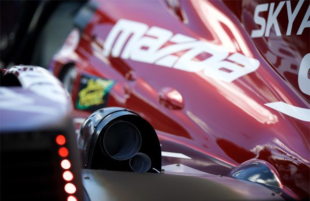 Renewed Collaboration for AER, Mazda with New Gas Engine