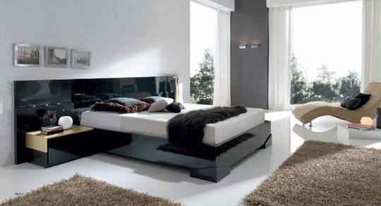 Decoracion dormitorios de matrimonio 540 293 - Habitaciones disenos modernos ...